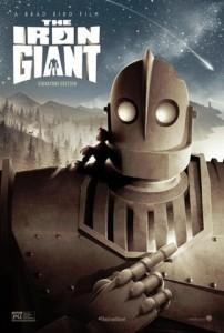 I bet you'd call this guy a robot, though. From the Iron Giant wiki.