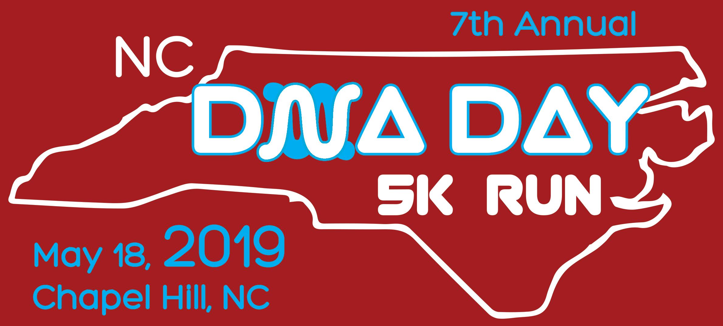 NC DNA Day » 5K Run